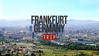 preview picture of video 'MY TRIP TO FRANKFURT - GERMANY | 2014'