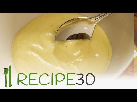 Aioli best simple recipe in 30 seconds