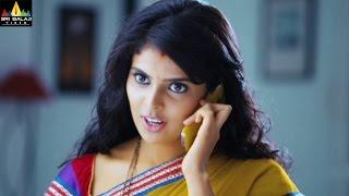 Love You Bangaram Movie Scenes  Shravya Excited About Madhan  Sri Balaji Video