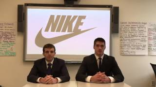 Nike Press Release