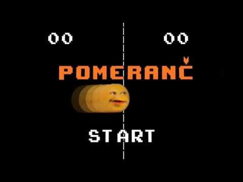 Otravný Pomeranč - Pomeranč Pong - Fénix ProDabing
