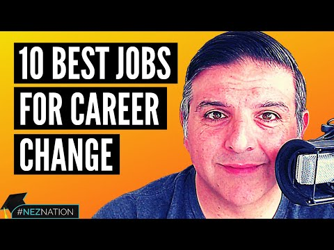 , title : 'How To Change Careers - 10 Best Jobs For A Career Change (And BONUS)