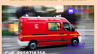 Excellent Medilift Ambulance Service in Nehru Place