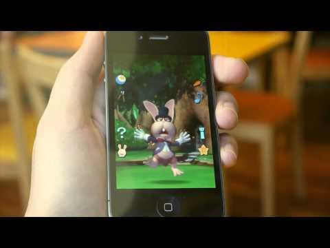 Video of iPet James the Rabbit