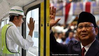 Dikritik dalam Pidato Prabowo, Jokowi: Jangan Pesimistis