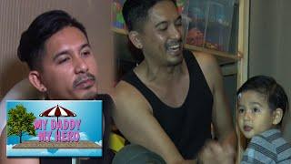 Ryan Delon Kewalahan Menidurkan Anaknya [My Daddy My Hero] [23 Agustus 2016]