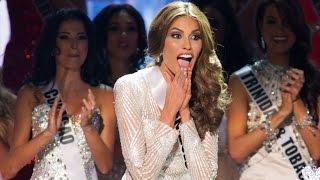 Miss Universo - Ganadoras Latinas