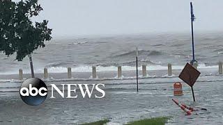 Tropical Storm Cristobal batters Gulf Coast l ABC News