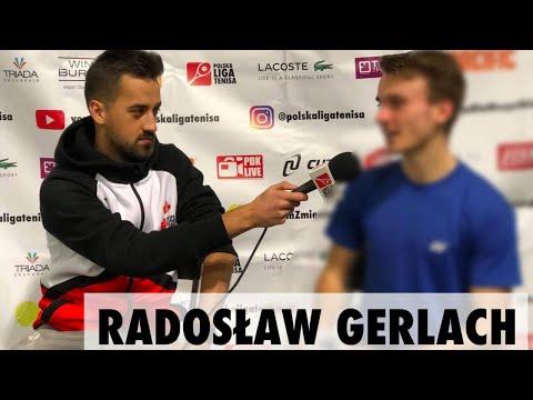 R. Gerlach: o Ireneuszu Nawrockim, żużlu i Polskiej Lidze Tenisa
