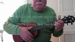 surfin usa ukulele play along - Kênh video giải trí dành cho
