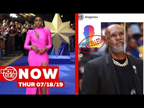 FaceApp Causes MAJOR Concerns + The Lion King/Queen of The Streets on #Hot97Now