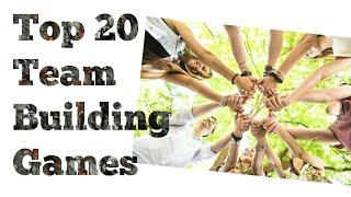 Top 20 Corporate Team Building Games | Team Building Activities ( Virtual Online Team Building)