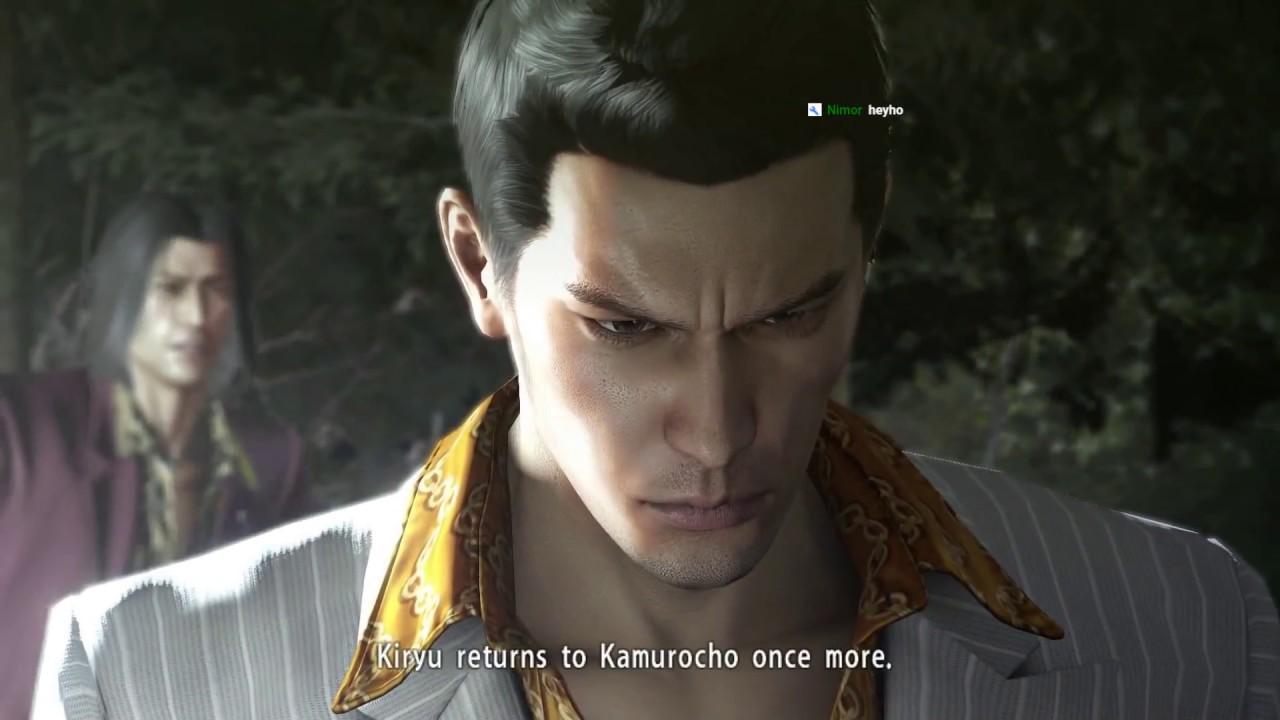Yakuza Zero – Part 37: Viele Cutscenes