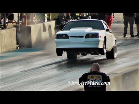 Coupe Performance 2018 (MGMP) Small Blk & Big Blk Heads Up Drag Racing & Grudge Racing (NT) No Time