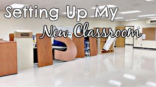 CLASSROOM SETUP DAY 1|| Kindergarten Teacher