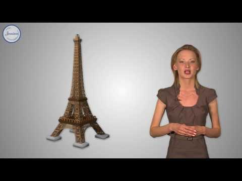 Париж и его Эйфелева башня