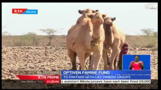Optiven Famine fund to help mitigate the ravishing drought in Kenya
