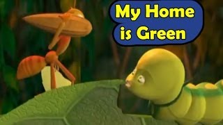 My Home is Green Award Winning Animation Movie In english Video