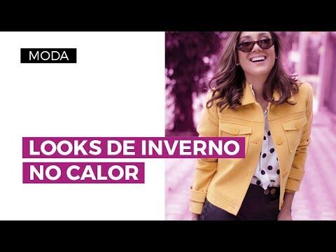 Looks de inverno para usar no calor + Looks do Minas Trend | CAMILA GAIO