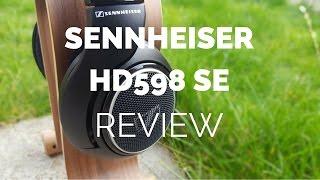 Review: Sennheiser HD598 SE Headphones
