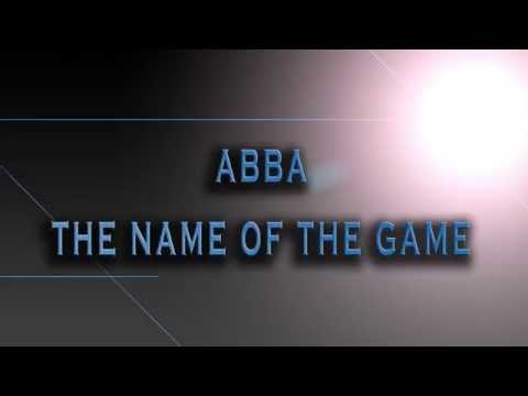 ABBA-The Name Of The Game [HD AUDIO]