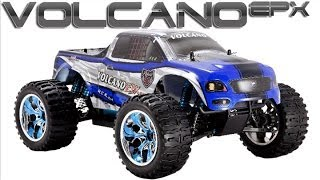 Redcat Volcano EPX 1/10 Scale Brushed Monster Truck