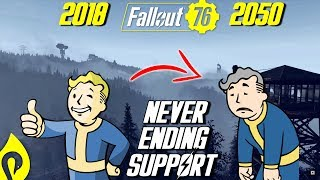 Bethesda Plans To Support Fallout 76 FOREVER!