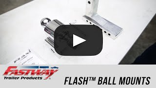 In the Garage with Total Truck Centers: Fastway FLASH™ Ball Mounts