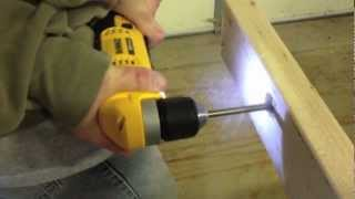 "DeWALT DCD740C1 20V MAX Lithium Ion 3/8"" Right Angle Drill"