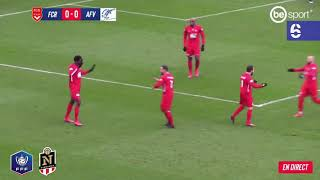 Les buts du 7ème tour de Coupe de France