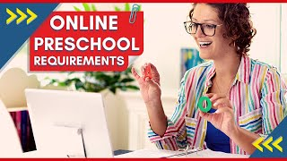 What Are The Requirements To Start An Online Preschool Class?
