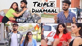 Triple Dhamaal || Half Engineer