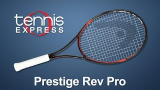 Ρακέτα τέννις Head  Graphene XT Prestige Rev Pro video