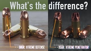 Xtreme Penetrator VS. Xtreme Defense® - Whats the difference?