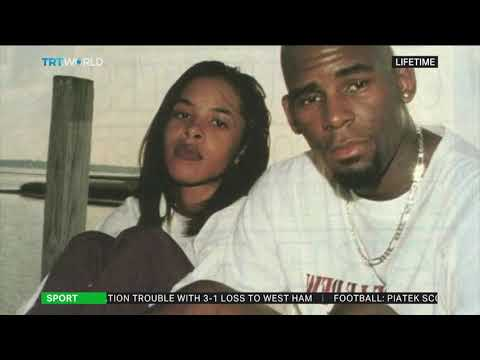 R&B crooner R Kelly charged with sexually assaulting teenage girls