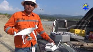 Tutorial drone DJI Phantom 4
