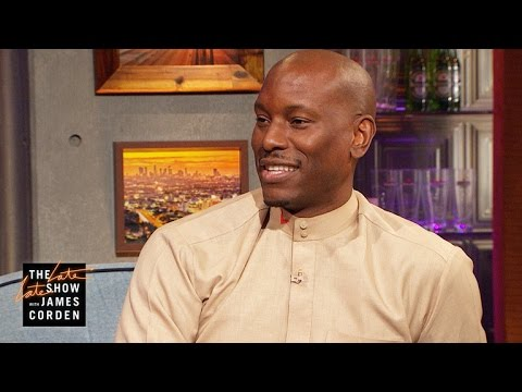 Tyrese Gibson Has a Dream Co-Star for 'Fast'