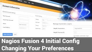 Changing Preferences - Fusion