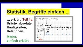 Relative Häufigkeit - Wahrscheinlichkeit || Klasse 7 ☆ Wissen ...
