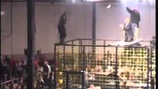 CZW Cage Of Death 6 - Team Ca$h vs BLKOUT - Highlights