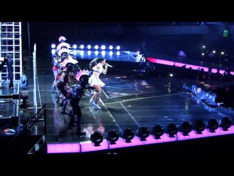 Katy Perry - Prismatic World Tour - Part 1 - Intro - Roar - Part of Me