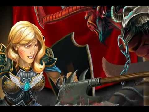 Video of Kingdoms at War: #1 PVP MMORPG