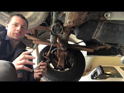 GMC Quadrasteer (4 wheel steer) Repair
