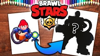 Rysuję PAM z BRAWL STARS .feat Farell