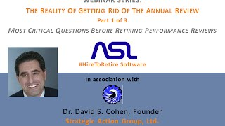 Most Critical Questions To Ask Before Retiring Performance Reviews