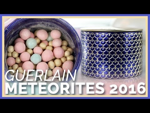 Meteorites Voyage Exceptional Compacted Pearls Of Powder by Guerlain #4