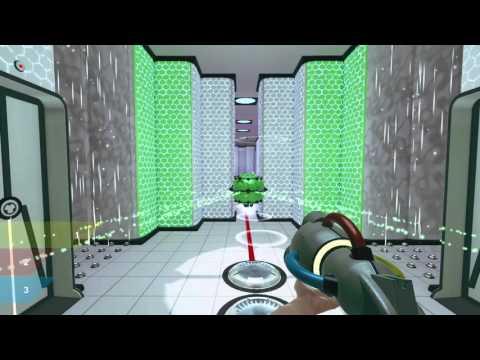 ChromaGun Steam Release Trailer thumbnail