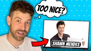 Communication Expert REACTS to Shawn Mendes