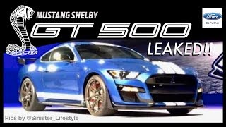 2019 Shelby GT500: THIS IS IT!! (New Leaked Footage & Everything We Know)