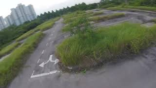 Training session with 5 session on fpv 5inch